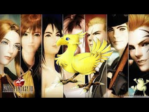 Final Fantasy VIII Revisited (S2E13) The Chocobo Forest Side Quest!
