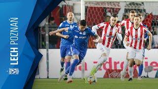 Kulisy meczu: Cracovia - Lech Poznań 1:0