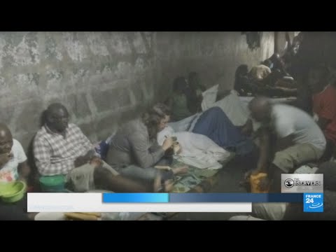 "Gabon: Prisoners living in a ""slum"" prison in unfathomable conditions"