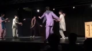 رقص قرصك افغاني مست در اروپا نبيني ضرر كردي Qarsak dance by Afghan boys in Sweden