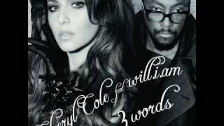 Cheryl Cole & Will.I.Am. - 3 Words (Steve Angello Radio Re-Production)