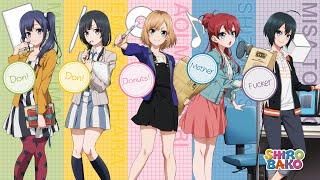 Shirobako trata sobre a inserção de um grupo de amigas, no mercado de produção de animes. E com a entrada nesse mercado, todo o peso da vida real cai ...
