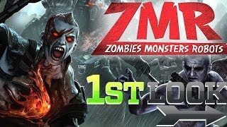 Zombies/Monsters/Robots (ZMR) - First Look