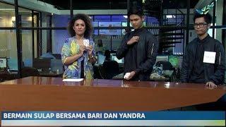 Impromptu Magic Almost Gone Wrong in TV - abracadaBRO Best Street Magic Tricks & Prank Indonesia