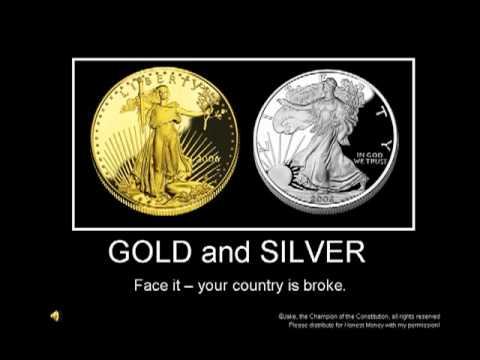Real Money (Silver and Gold)