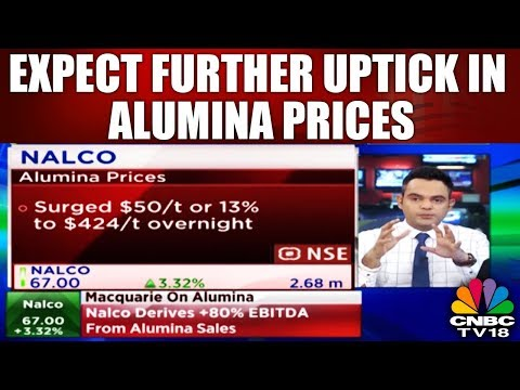 Expect Further Uptick in Alumina Prices; 16 Shipments in Q4: TK Chand CMD, Nalco | CNBC TV18