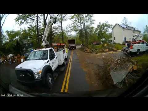 Storm Damage 2018 Brookfield, CT