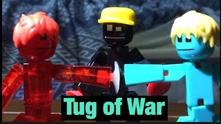 Ultimate Tug Of War | #Stikbot