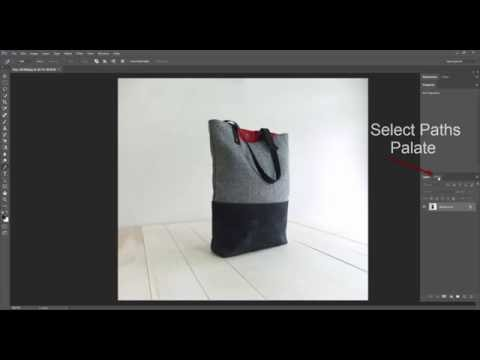 Clipping Path Tutorial Using Photoshop CC