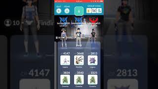 Pokémon Go - Level 5 Raid - MewTwo