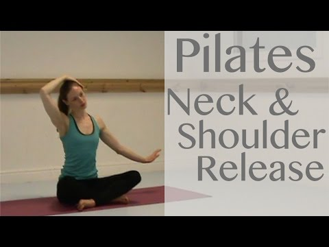 Pilates Class for Neck and Shoulder Release with Laura Firth