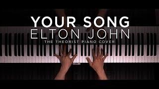 Baixar Elton John - Your Song | The Theorist Piano Cover