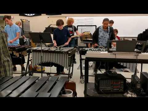 WHS Percussion Ensemble - Rochambeaux