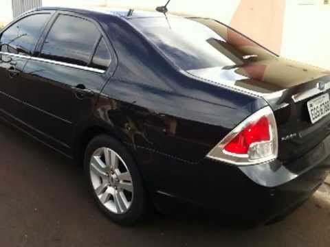 ford fusion 2009 com teto youtube. Black Bedroom Furniture Sets. Home Design Ideas