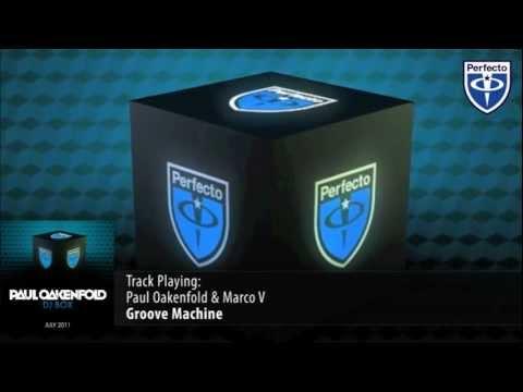 Paul Oakenfold - DJ Box - July 2011
