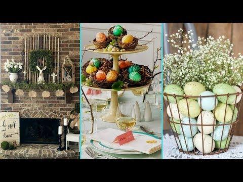 ❤ DIY Shabby chic style Easter Home decor Ideas ❤  Easter Home decor   Flamingo Mango 