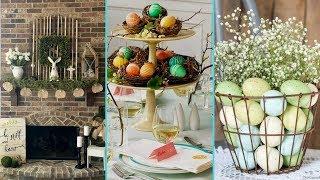 ❤ DIY Shabby chic style Easter Home decor Ideas ❤| Easter Home decor | Flamingo Mango|