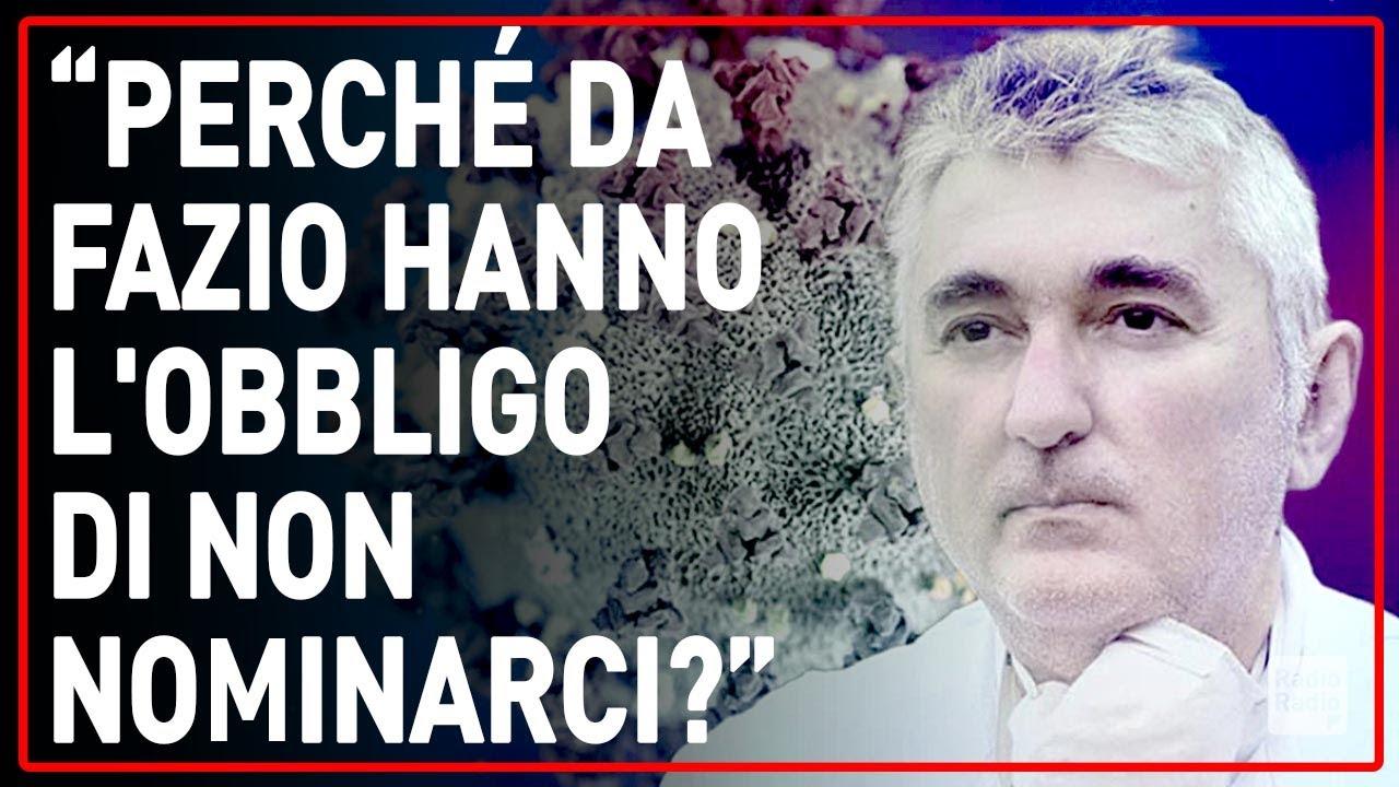 Plasma: parla il Dottor De Donno dopo il controllo dei NAS all'ospedale di Mantova