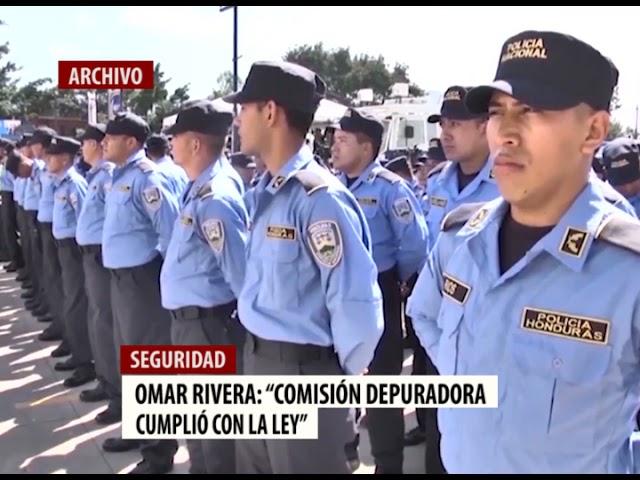 Cambios en la Polícia Nacional