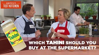 Which Tahini Should You Buy at the Supermarket?