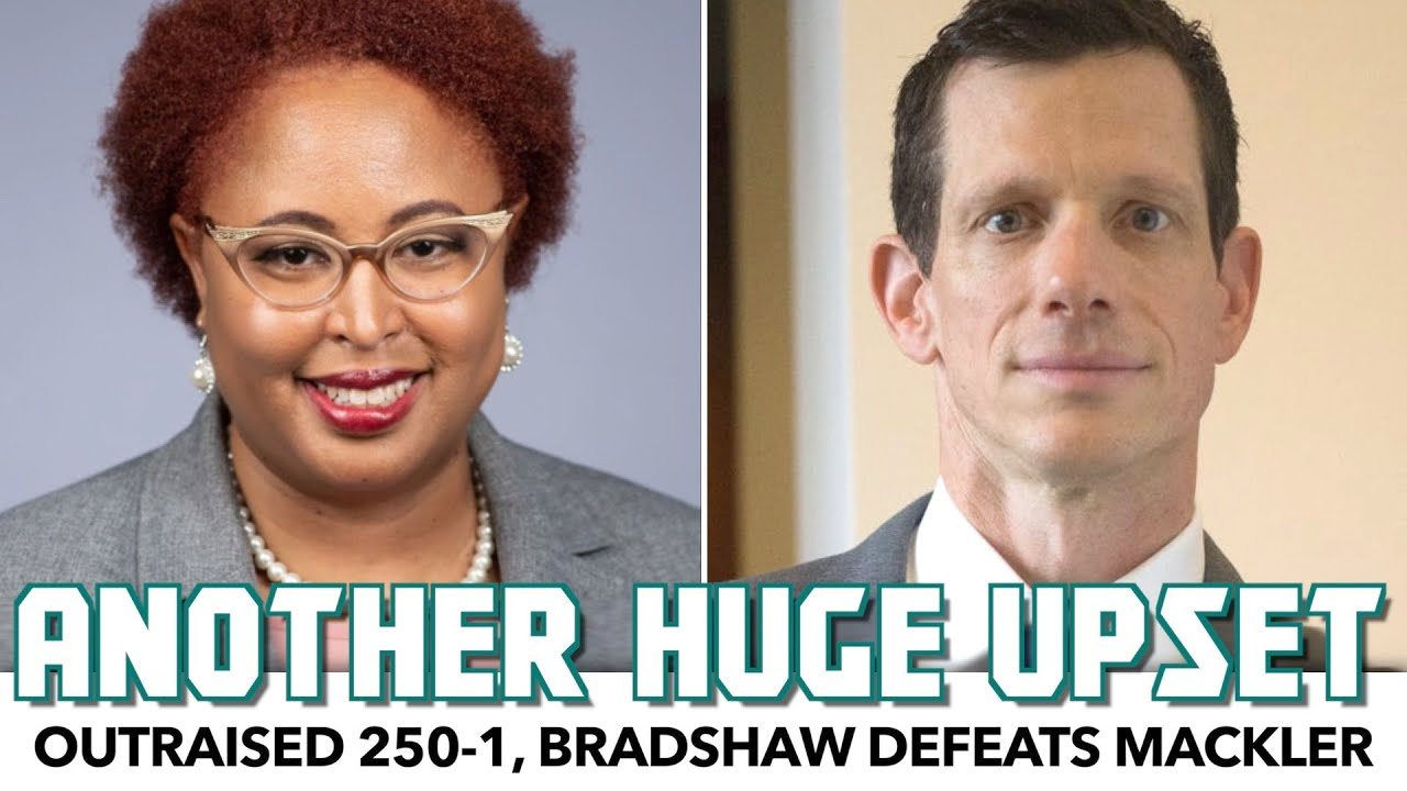 Outraised 250-1, Progressive Defeats Establishment Democrat