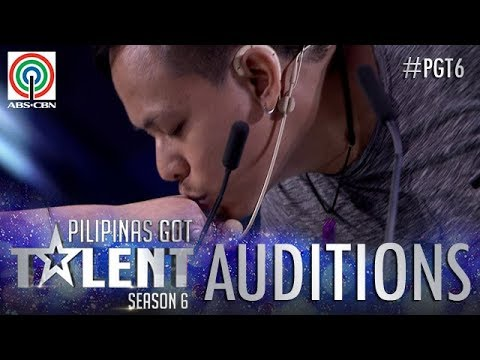 Pilipinas Got Talent 2018 Auditions: Michael Aco – Sing and Act