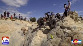 WE Rock Grand Nationals 2016 Jesse Haines Rock Crawl 4K Farmington NM