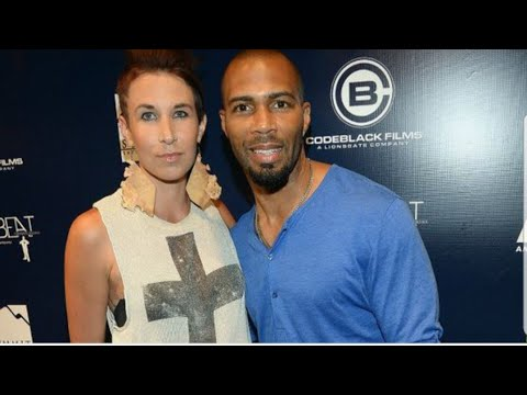 Omari Hardwick (Ghost) Is Tired Of His Wife Being Disrespected By Fans👀 Or Is He Just Being👻??