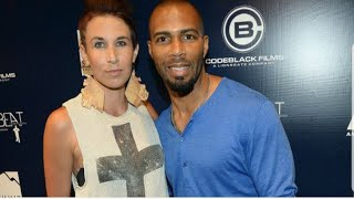 Omari Hardwick (Ghost) is tired of his Wife being disrespected by Fans???? or is He just being??????