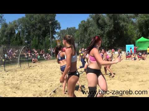 2015 game Balaton open w1 2 Detono Zagreb Budaors beach girls