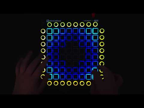 Martin Garrix & Dua Lipa - Scared To Be Lonely (Launchpad Pro Cover + Project File)