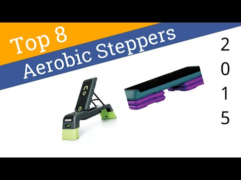 8 Best Aerobic Steppers 2015