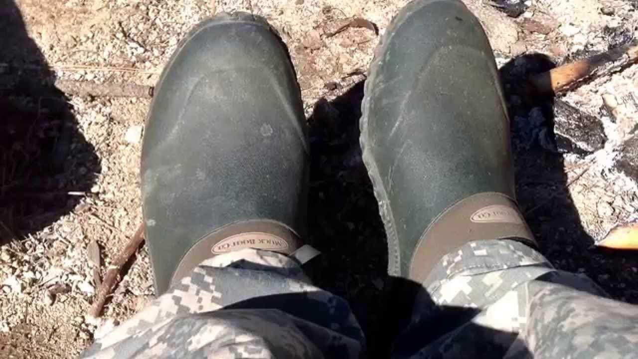 Survival Skills 101: The Muck Boot Camp Shoe. The Best Shoe Ever ...