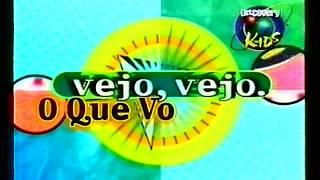 Intervalo Discovery Kids 10/1998 [2/4]: Geotrívia, etc