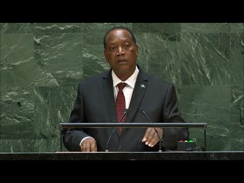 Tanzania - Minister for Foreign Affairs Addresses General Debate, 74th Session