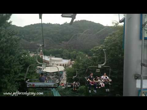 Vlog: To the T-Express of Everland Resort
