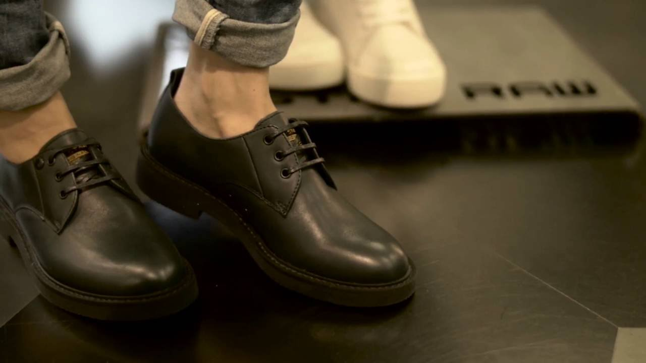 amplia gama Productos excepcional gama de estilos #FashionFriday: G-Star Morton Mono Schuhe