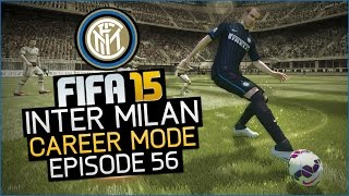 FIFA 15 | Inter Milan Career Mode Ep56 - EVERYONE NEEDS GOOD NEIGHBOURS!!