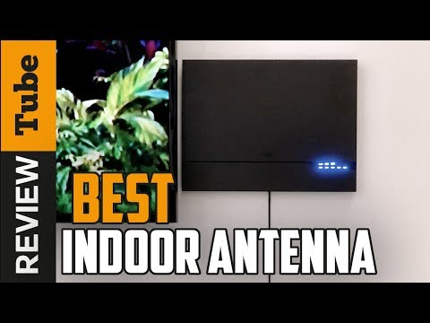 ✅ Indoor Antenna: Best Indoor TV Antenna 2019 (Buying Guide)