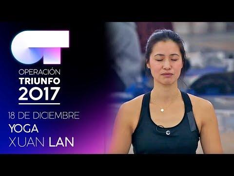 Yoga con Xuan Lan (18 DIC) | OT 2017