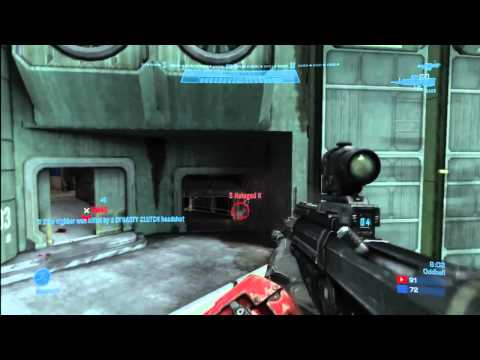 Hysteria :: Halo Reach MLG Countdown Ball (Pro Gameplay)