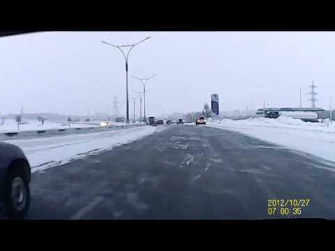 Авария на M 52 Новоалтайск