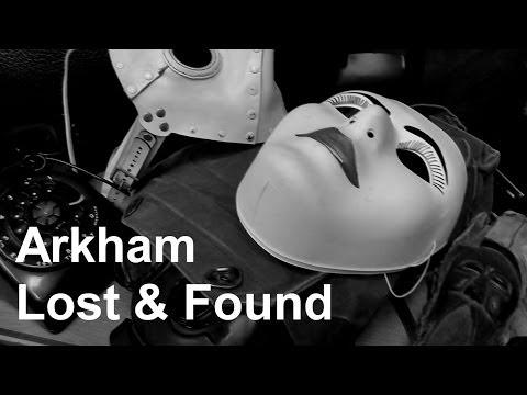 Arkham Lost & Found (Lovecraftian ASMR performance)