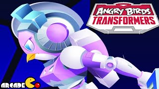 Angry Birds Transformers:Unlocking New Character Stella Gameplay Part 32
