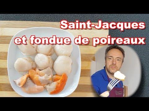 recette-de-noix-de-saint-jacques-et-fondue-de-poireaux