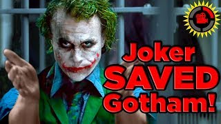 Film Theory: Joker Is The Hero of Gotham (Batman The Dark Knight)