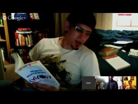 World Hypotheses Book Club May 07, 2014
