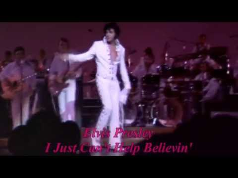 I Just Can't Help Believin' - Elvis Presley (That's the Way It Is )
