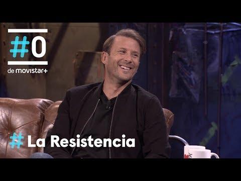 LA RESISTENCIA - Entrevista a Gaizka Mendieta   #LaResistencia 27.09.2018