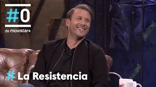 LA RESISTENCIA - Entrevista a Gaizka Mendieta | #LaResistencia 27.09.2018